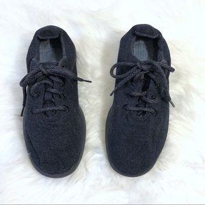 Allbirds Wool Runners Natural Black Comfort Shoes